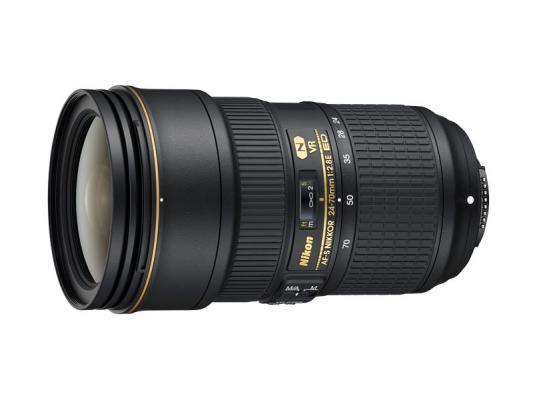 Обектив Nikon AF-S Nikkor 24-70mm f/2.8E ED VR