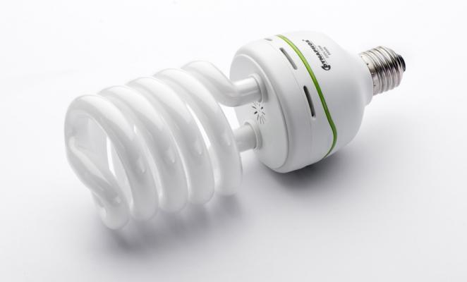 Енергоспестяваща лампа Dynaphos 55W