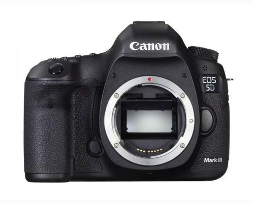 Фотоапарат Canon 5D Mark III body