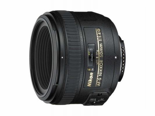 Обектив Nikkor 50mm f/1.4G