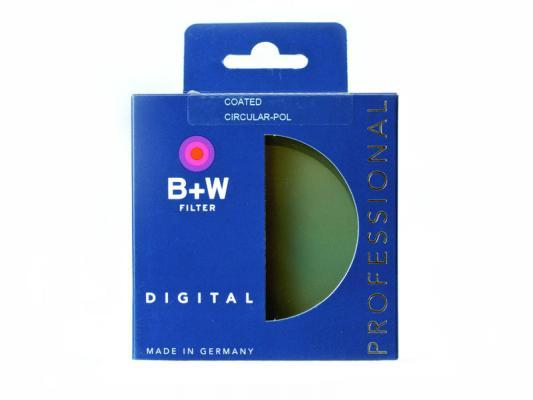 Филтър B+W F-Pro S03 CPL E 55mm