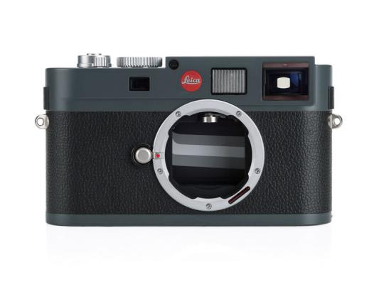 Фотоапарат Leica M-E (Typ 220) Anthracite Grey Body