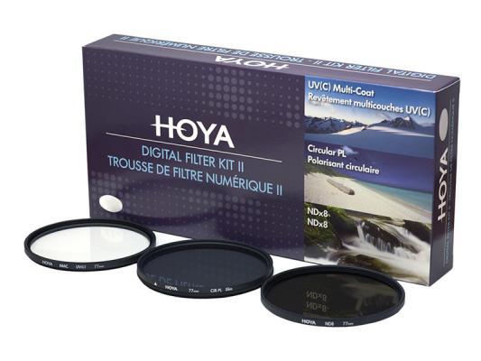 Комплект филтри Hoya Digital Kit II 62mm