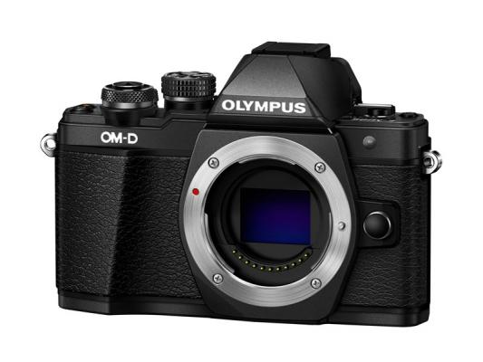 Фотоапарат Olympus OM-D E-M10 Mark II Black тяло