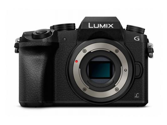 Фотоапарат Panasonic Lumix G7 Black Body