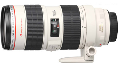 Обектив Canon EF 70-200mm f/2.8 L IS II USM