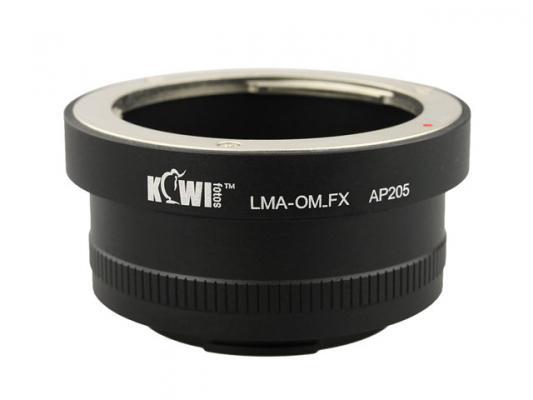Адаптер KIWIfotos Olympus OM - Fujifilm X (LMA-OM_FX)