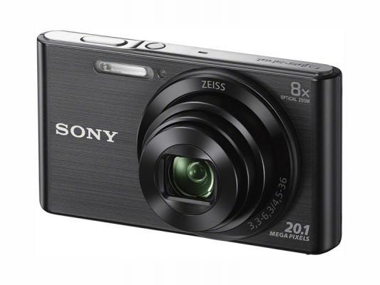 Фотоапарат Sony Cyber-Shot DSC-W830 Black