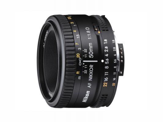 Обектив Nikon AF Nikkor 50mm f/1.8 D