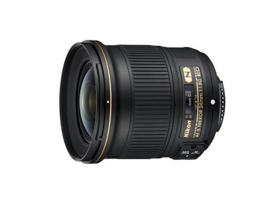 Обектив Nikon AF-S Nikkor 24mm f/1.8G ED