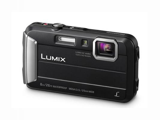 Фотоапарат Panasonic Lumix DMC-FT30 Black