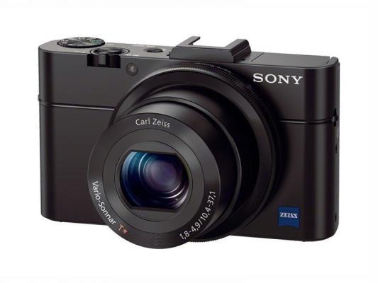 Фотоапарат Sony Cyber-Shot DSC-RX100 II  Black + Памет SDHC Sony Expert 16GB (Class10)(UHS -I)(94MBs)