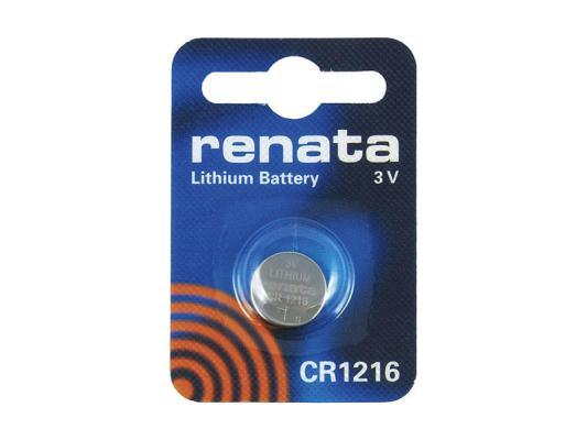 Батерия Renata Lithium CR1216