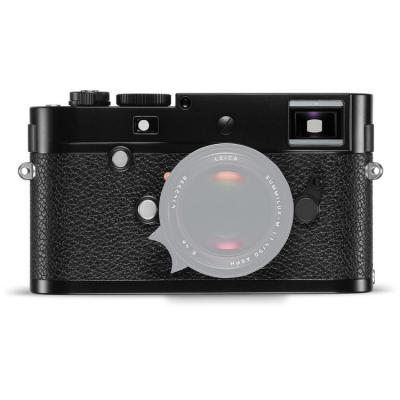 Фотоапарат Leica M-P (Typ 240) Black Chrome Body