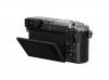 Фотоапарат Panasonic Lumix GX9 Silver+  Обектив Panasonic Lumix G VARIO 12-60mm f/3.5-5.6 ASPH. POWER O.I.S. +  Батерия Panasonic DMW-BLG10