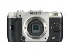 Фотоапарат Pentax Q7 Silver body