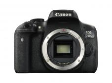 Фотоапарат Canon EOS 750D тяло + Памет SDHC SanDisk Ultra 32GB (80MB/s)  + Обектив Laowa 60mm f/2.8 2X Ultra Macro за Canon + Универсална Макро светкавица Laowa Twin Flash KX-800