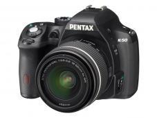 Фотоапарат Pentax K-50 Kit (DAL 18-55mm  f/3.5-5.6 WR)