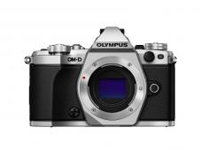 Фотоапарат Olympus OM-D E-M5 Mark II Silver тяло