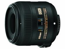 Обектив Nikon AF-S DX MICRO Nikkor 40mm f/2.8G + Филтър Praktica UV / Protection MC 52mm