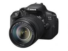 Фотоапарат Canon 700D тяло + Обектив Canon EF-s 18-135mm f/3.5-5.6 IS STM