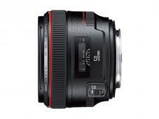 Обектив Canon EF 50mm f/1.2L USM