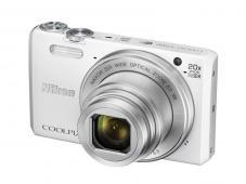 Фотоапарат Nikon Coolpix S7000 White + NIKON CASE S-XXL (ALM23102)