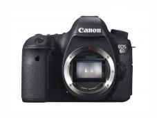 Фотоапарат Canon EOS 6D тяло + Canon Connect Station CS100 + Фотораница Canon Sling Bag SL100