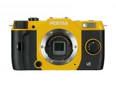 Фотоапарат Pentax Q7 Yellow body