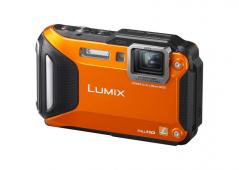 Фотоапарат Panasonic Lumix DMC-FT5 Orange