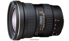Обектив Tokina AT-X 14-20 F/2 PRO DX за Canon