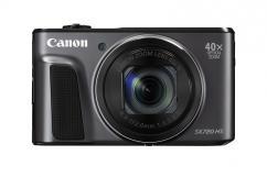 Фотоапарат Canon PowerShot SX720 HS Черен