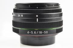 Обектив Pentax DAL 18-50mm F/4-5.6 DC WR