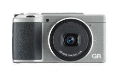 Фотоапарат Ricoh GR II Silver Edition
