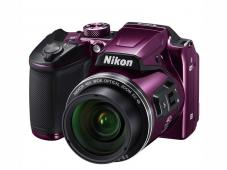 Фотоапарат Nikon Coolpix B500 Plum + Фоточанта Nikon CF-EU06 BAG
