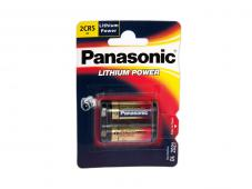 Литиева батерия Panasonic Lithium Power 2CR5