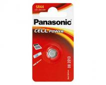 Алкална батерия Panasonic Cell Power SR44 (1бр)