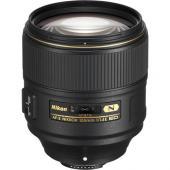 Обектив Nikon AF-S Nikkor 105mm f/1.4E ED