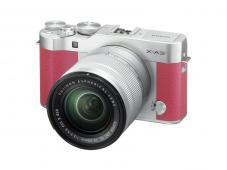 Фотоапарат Fujifilm X-A3 Pink kit XC 16-50 II