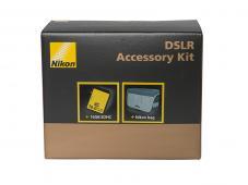 Комплект Nikon DSLR Accessory Kit (16GB SDHC карта памет, Чанта Nikon)