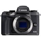 Фотоапарат Canon EOS M5 Black Тяло + Адаптер Canon EF-EOS M
