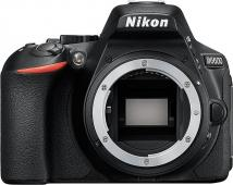 Фотоапарат Nikon D5600 Black тяло + Памет SDHC SanDisk Ultra 16GB (45MB/s)
