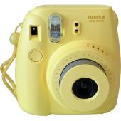 Фотоапарат за моментни снимки FUJIFILM Instax mini 8 Yellow