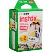 Моментален филм Fuji Instax Mini (2 x 10 листа)