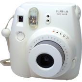 Фотоапарат за моментни снимки FUJIFILM Instax mini 8 White