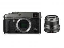 Фотоапарат Fujifilm X-PRO2 Graphite тяло + Обектив Fujifilm Fujinon XF 23mm F/2 R WR Graphite