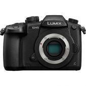 Фотоапарат Panasonic GH5 Black Body + Батериен грип за Panasonic Lumix DC-GH5