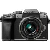 Фотоапарат Panasonic Lumix DMC-G7 Silver kit (G Vario 14-42mm MEGA OIS)