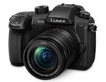 Фотоапарат Panasonic GH5 тяло + Обектив LUMIX G VARIO 12-60mm f/3.5-5.6 ASPH. POWER O.I.S. + Батерия Li-Ion Panasonic DMW-BLF19E (Bulk)