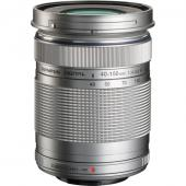 Обектив Olympus M.Zuiko Digital ED 40-150mm f/4.0-5.6 R (silver) + Case